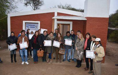 16 nuevas viviendas sociales en Departamento Banda