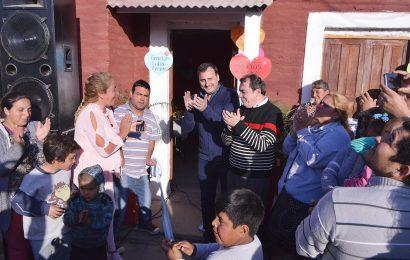 El gobierno de la provincia dejo habilitadas veinticuatro nuevas viviendas sociales en La Banda