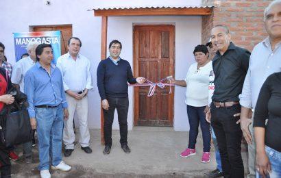 21 nuevas viviendas sociales en Dpto. Silípica