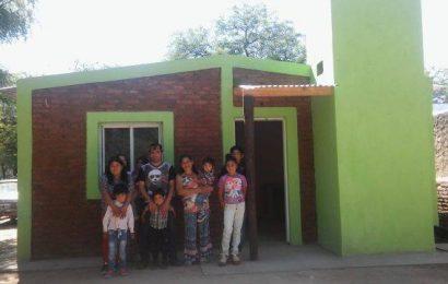 Viviendas Sociales inauguradas en Dpto. Quebrachos