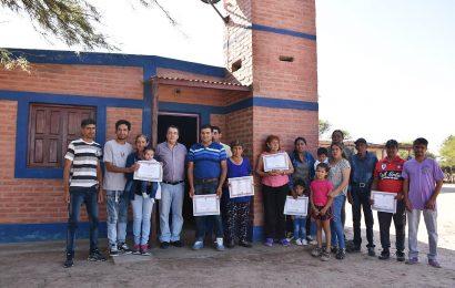 Nuevas viviendas sociales en Dpto. Capital