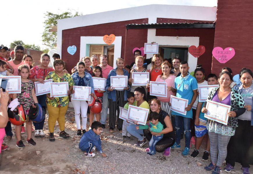Treinta viviendas sociales habilitadas en la ciudad de La Banda