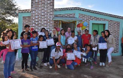 Se dejó formalmente inauguradas viviendas sociales en dpto Banda