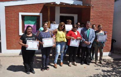 Nuevas viviendas sociales en barrios de ciudad Capital y Banda