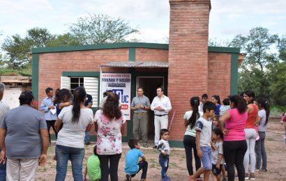 Familias del depto Figueroa accedieron a viviendas sociales