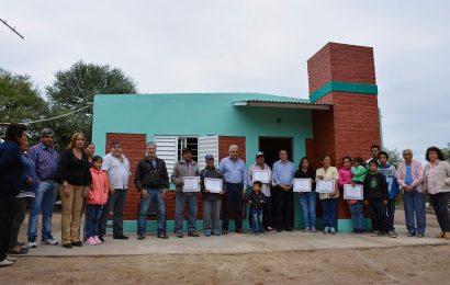 Nuevas Viviendas Sociales en Dpto. Banda