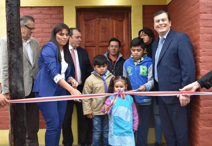 50 Viviendas Sociales habilitadas en Dpto. Capital