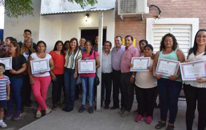 Viviendas sociales para 23 familias de Dpto Capital