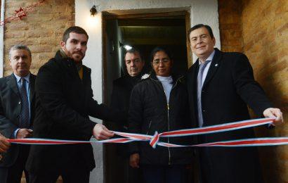 Inauguración de viviendas sociales en Dpto. Atamisqui
