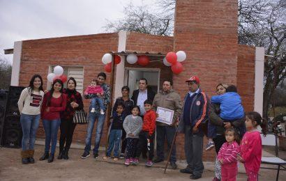 Viviendas Sociales inauguradas en Dpto. Capital