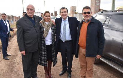 Viviendas sociales habilitadas en Dpto. Rivadavia