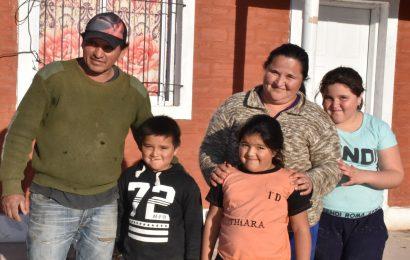 En Dpto. Moreno se entregaron 16 viviendas sociales
