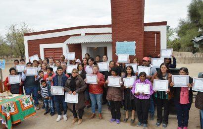 27 Viviendas Sociales construidas en Dpto. Banda