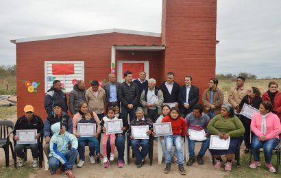 23 nuevas Viviendas Sociales en Dpto. Capital