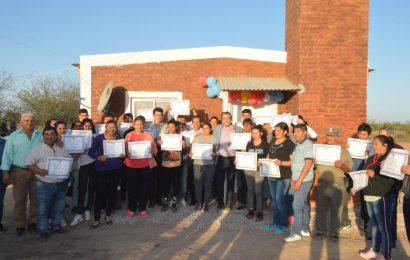 Entrega de 43 Viviendas Sociales en Dpto. Loreto