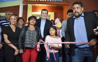 Entrega de 132 Viviendas Sociales en Dpto. Capital