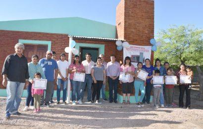 14 nuevas Viviendas Sociales en Dpto. Banda