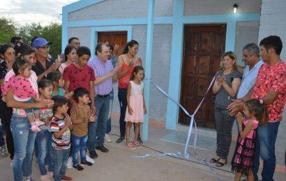 10 Viviendas Sociales nuevas en Dpto. Alberdi