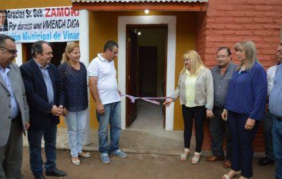 Entrega de 29 Viviendas Sociales en Dpto. Río Hondo