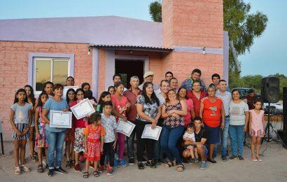 Entrega de Viviendas Sociales en Dpto. Moreno