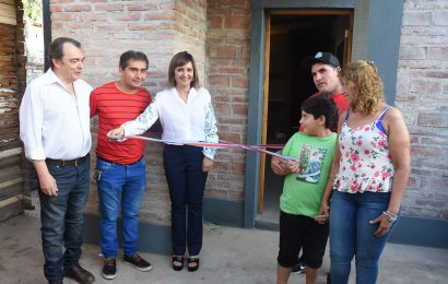 23 Viviendas Sociales habilitadas en Dpto. Capital