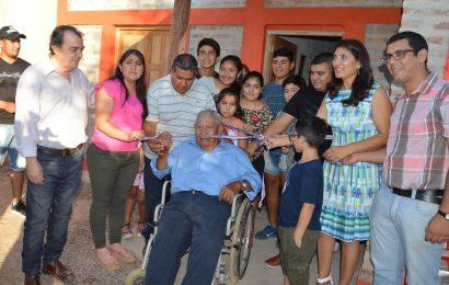 29 nuevas Viviendas Sociales en Dpto. Figueroa