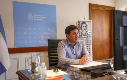 Desarrollo Social y la Organización Internacional del Trabajo firman acuerdo para fomentar la inclusión sociolaboral