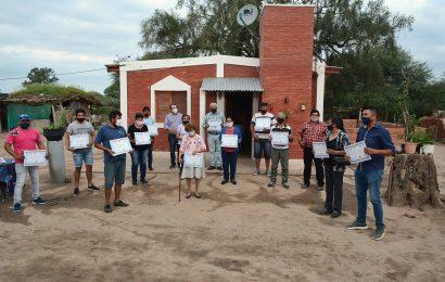 16 nuevas viviendas sociales en Dpto. Capital