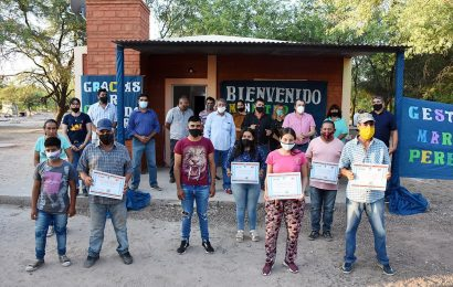 33 Nuevas viviendas sociales en Dpto. Figueroa