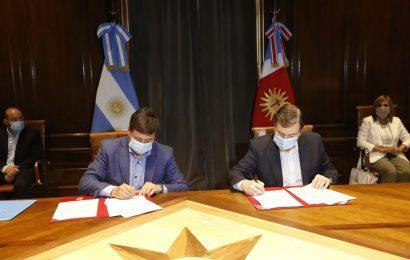 El ministro de Desarrollo Social visitó la provincia de Santiago del Estero