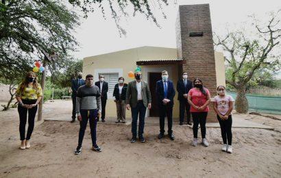 10 Nuevas viviendas sociales habilitadas en Dpto. Robles