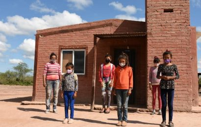 23 Nuevas viviendas sociales en Dpto. Pellegrini