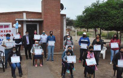 Entrega de 32 viviendas sociales en Dpto. Atamisqui