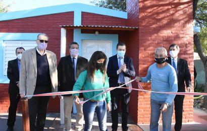 Inauguración de 69 Viviendas sociales en Dpto. Banda