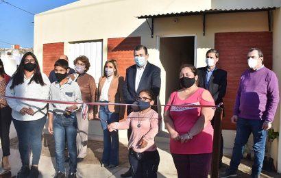 Inauguración de 34 viviendas sociales en Dpto. Capital